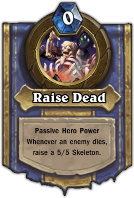 Hearthstone Heroic Noth Raise Dead