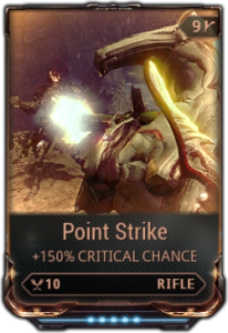 Warframe Point Strike