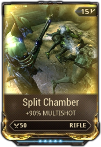 Warframe Split Chamber