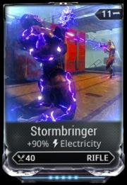 Warframe Stormbringer